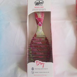 wet brush speed dry, hair brush